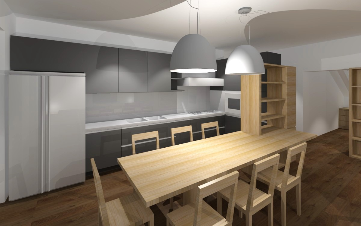 Awesome Disegno Due Cucine Photos - ubiquitousforeigner.us ...